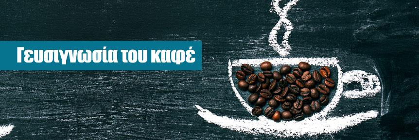 Γευσιγνωσία Καφέ