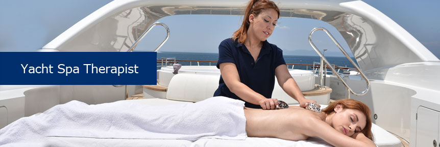 Yacht Spa Therapist