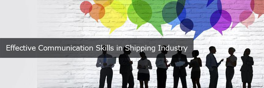 Σεμινάρια Effective Communication Skills in Shipping Industry