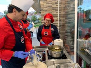 Επίσκεψη Σπουδαστών Μαγειρικής-Ζαχαροπλαστικής ΙΕΚ Master